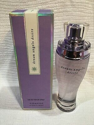 New Victoria Secret Dream Angels DESIRE Angel Mist Perfume 4.2 fl oz Very RARE!!