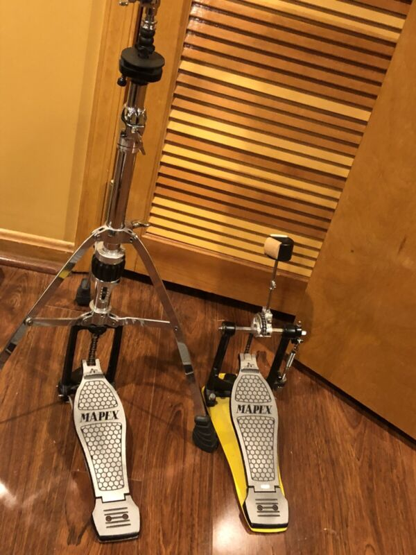 Mapex Saturn HiHat And Bass Pedal -Free Shipping