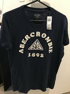 Abercrombie and Fitch Graphic Tee (Size S) Melbourne CBD Melbourne City Preview