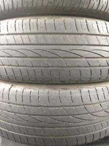 2-205/45R17 Bridgestone all season tires