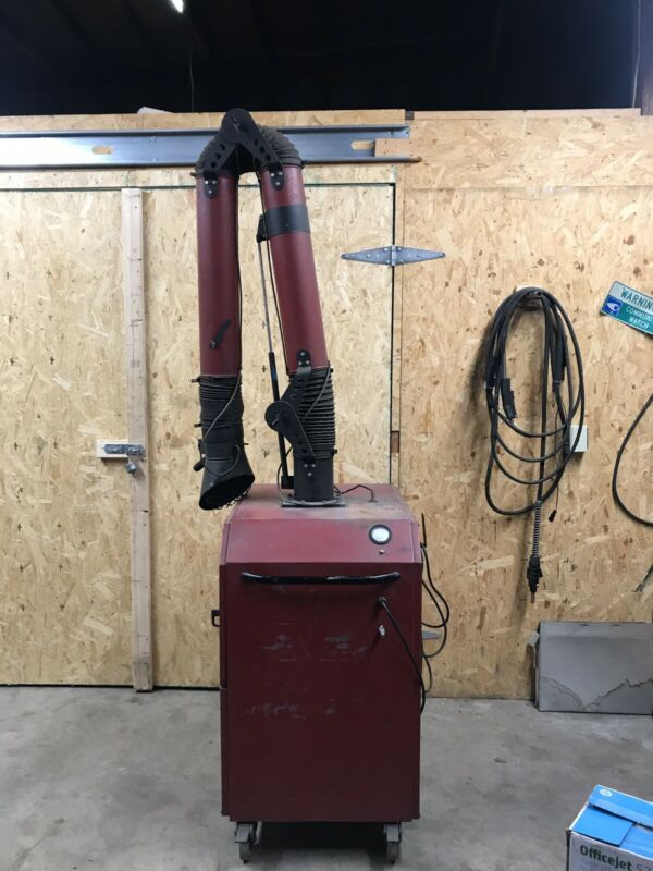 Fume extractor / air cleaner