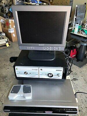 Jedmed Endostrob Strobocam Ii Xion Endoscopy Camera Light Source