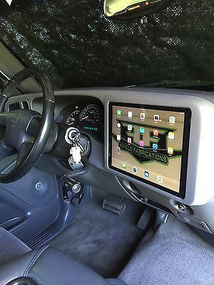 "VEHICLE CUSTOM IN DASH 12.9"" iPad PRO Mount PRO-SDS Slidedock Kit"