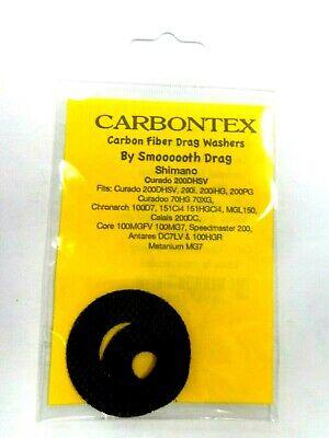 Smooth Drag Carbontex Washers #SDS80 3 SHIMANO REEL PART Ultegra ULT 2500HGFB