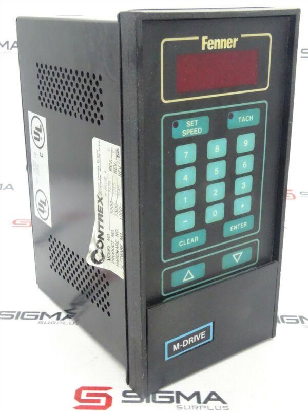 Contrex M-DRIVE 4 DC Drive 3200-1676 Revision C
