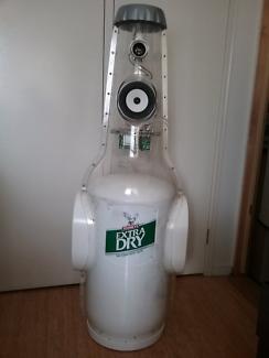 Tooheys Extra Dry Bottle Speaker  System/Drinks Esky only $140-