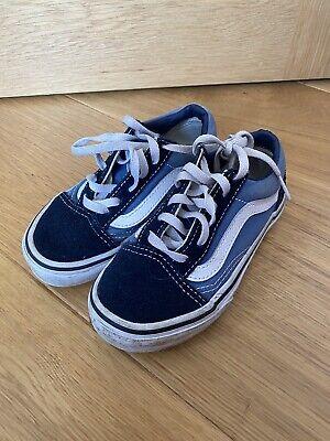 Infant Vans Size 10