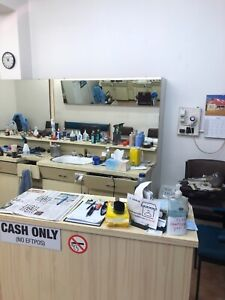 Barber shop Closing Down......