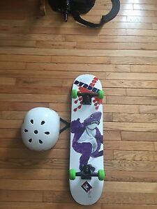 Alien workshop skate board