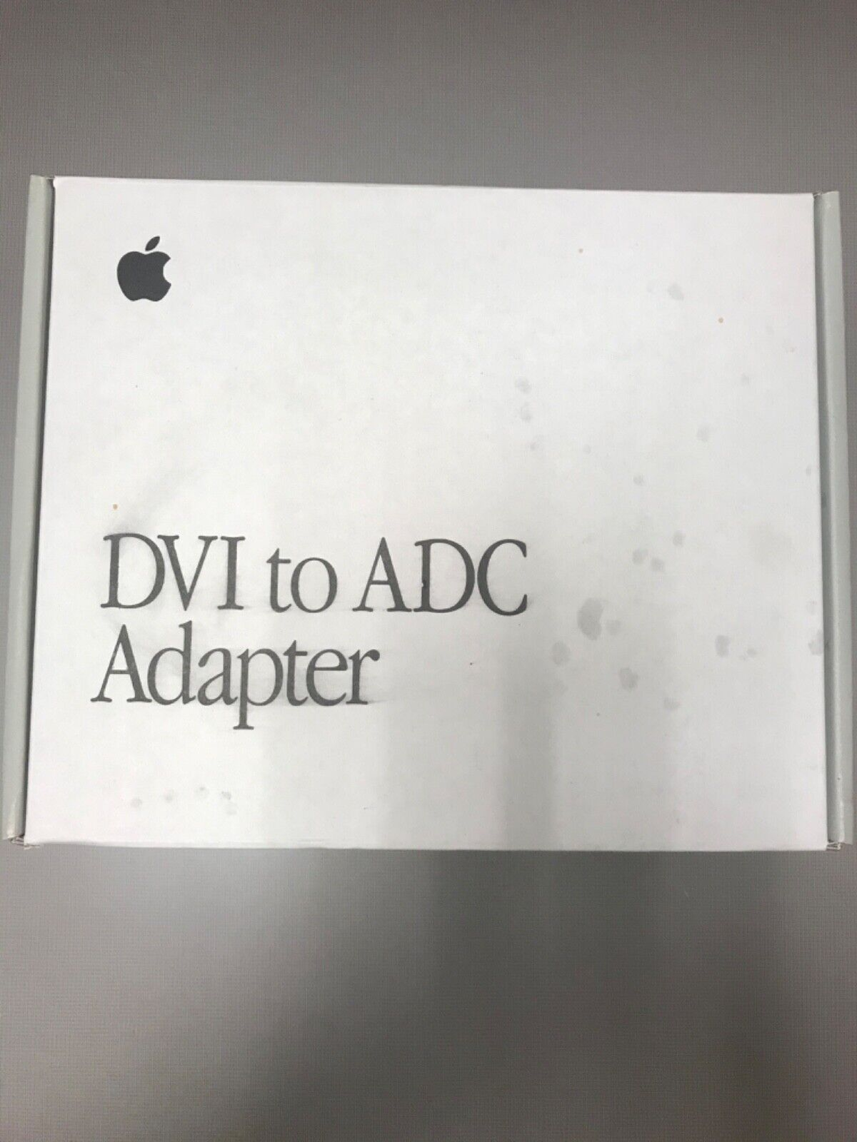 Apple DVI To ADC Adapter New In Box - $39.00