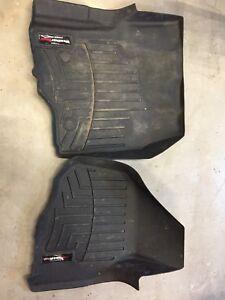 11-15 Ford Super duty weather tech mats