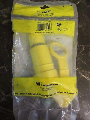 Daniel Woodhead 15w47 Connector Plug