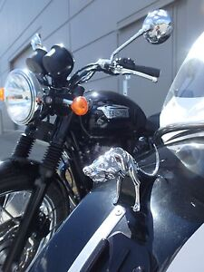 Triumph T100 Bonneville with Inder sidecar Woodvale Joondalup Area Preview