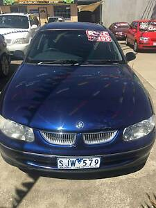 1998 Holden Commodore Sedan Sunshine Brimbank Area Preview