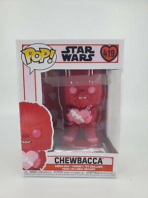 Funko POP! Star Wars Cupid Chewbacca Valentines #419