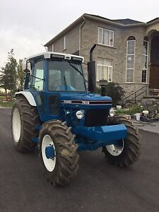 Ford Tractor 7610