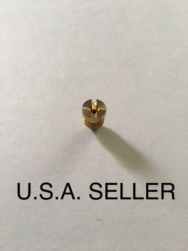 1.1mm Orifice Brass Nozzle Mod for Foam Cannon Lance (Nozzle Only)