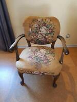 antik ARMLEHNSTUHL ஐ Barock Chair Holz Rokoko Sessel Stuhl THRON Saarbrücken - Saarbrücken-Halberg Vorschau