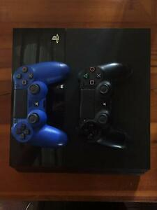 PS4 500GB, 2 Controllers, Heaps of Games! New Farm Brisbane North East Preview