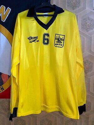 Vintage Favori Aris Thessaloniki Football Shirt Jersey Mens Size L #6 Greece image