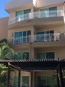 Two bedroom condo for rent in Bucerias Nayarit Mexico
