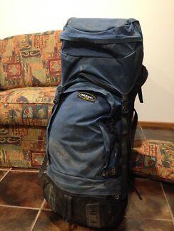 One Planet hybrid backpack 80-90L long
