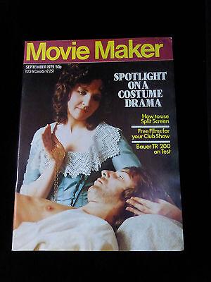 Movie Maker Magazine  September 1979  Like New