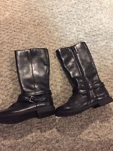 Girls boots size 12