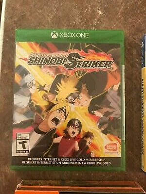 Naruto to Boruto: Shinobi Striker - XBOX ONE-  Brand New & Sealed - FAST SHIP comprar usado  Enviando para Brazil
