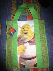 ***RARE*** Shrek The Third Shopping Bag ***New With Tags*** Campbell North Canberra Preview