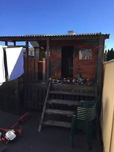 Cubby house outdoor play house West Hoxton Liverpool Area Preview