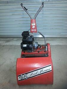 self propelled barrel mower Findon Charles Sturt Area Preview