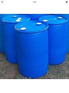 WANTED Plastic drum 44 gallon Kirwan Townsville Surrounds Preview