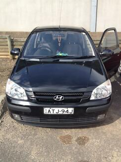 2005 Hyundai Getz Hatchback Yagoona Bankstown Area Preview