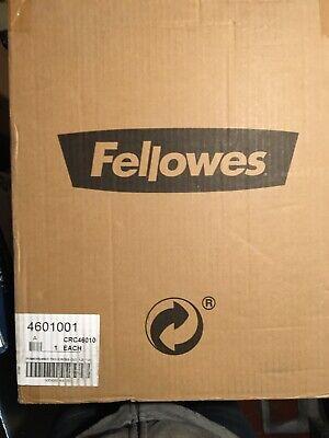 Fellowes 4601001 Powershred 73ci Cross-cut Shredder - Black