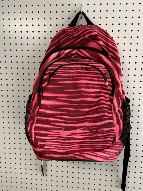 Nike backpack - pink and black