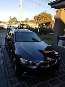2009 my10 BMW 330D E92 M-SPORT COUPE PADDLESHIFT TIPTRONIC Sydney City Inner Sydney Preview