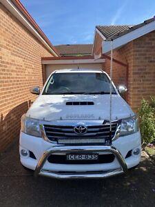 2012 Toyota Hilux Sr5 (4x4) 4 Sp Automatic Dual Cab P/up