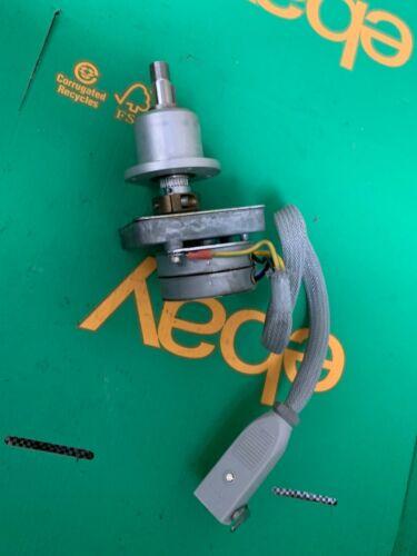 Sampler belt motor with gearbox - Bruker BACS60 NMR Sample Changer