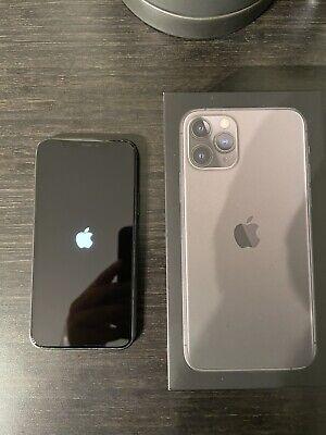 Apple iPhone 11 Pro - 512GB - Black (Unlocked) A2160