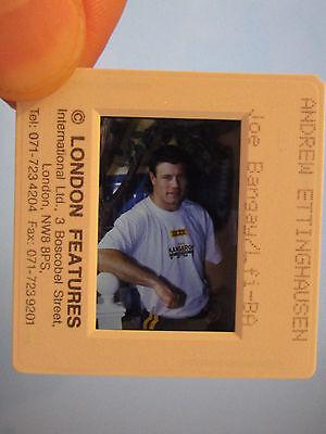 Original Press Promo Slide Negative - Andrew Ettinghausen - Australian - 1990's