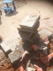 Free concrete blocks Casula Liverpool Area Preview