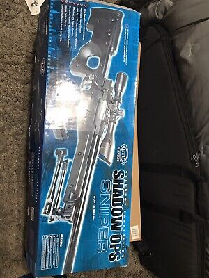 L96 air-soft sniper rifle bolt action 480 FPS. (Or Best