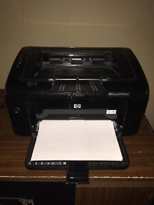 Laser printer  (black and white)