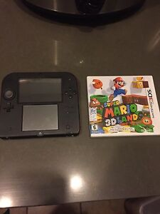 Lightly used 2DS with Mario kart 7/Super Mario 3D Land Oakville / Halton Region Toronto (GTA) image 1