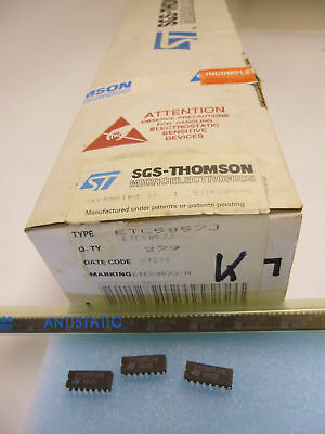 2 Piece Etc5057 J Solid Serial Interface Codecfilter L3235 Slic Pabx