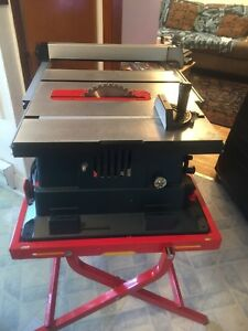 Table saw Bosch
