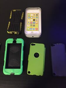iPod 5th generation green 32gigs great condition NEED GONE CHEAP