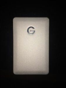 G Drive Slim 500 Gb External HDD