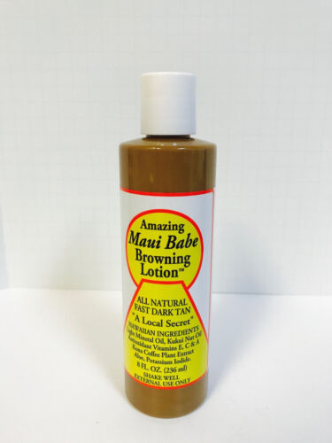 Original Maui Babe Browning Outdoor Tanning Lotion - 8 oz